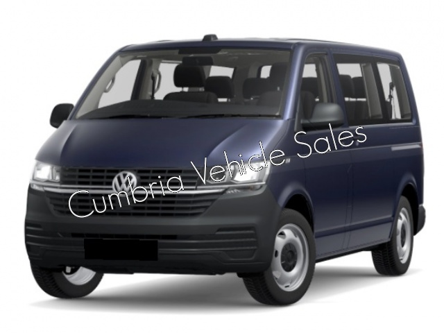 NEW 2021 VW T6.1 SWB 110PS SHUTTLE 5 / 8 SEAT KOMBI