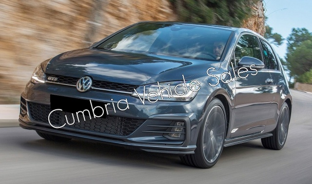 New 2019 VW GOLF GTD 2.0 TDI 184 PS 5 DOOR DSG