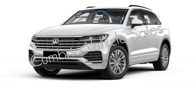 NEW 2018 VW TOUAREG 3.0TDI 262PS 4X4 Tiptronic R-LINE PLUS