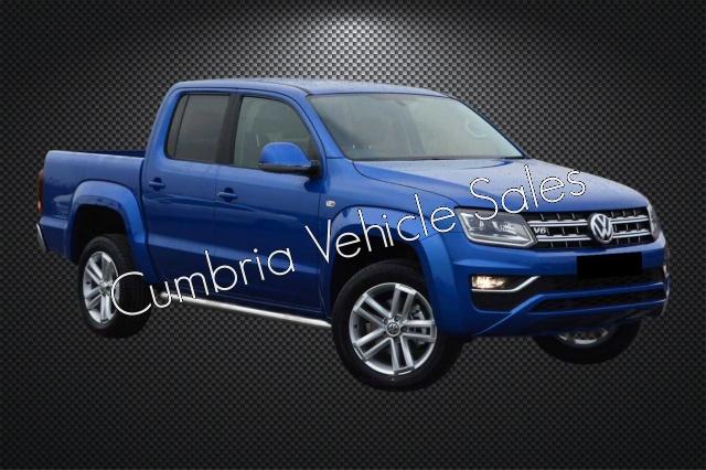 NEW 2018 VW AMAROK HIGHLINE 3.0 V6 258PS EU6 AUTO DOUBLE CAB PICKUP