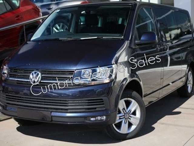 NEW 2019 VW TRANSPORTER T6 KOMBI 2.0 204PS LWB HIGHLINE DSG 4MOTION AUTO 4X4