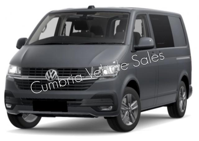 NEW 2021 VW TRANSPORTER KOMBI T6.1 HIGHLINE SWB 199PS 4MOTION DSG