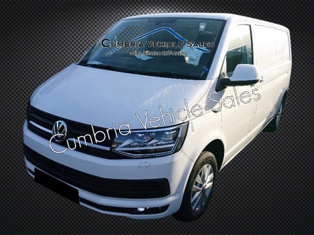 NEW 2019 VW TRANSPORTER T6 HIGHLINE TAILGATE VAN 150PS