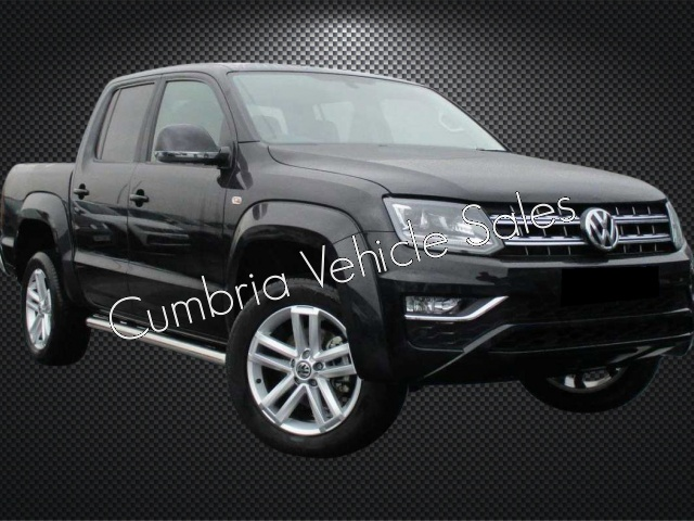 NEW 2019 VW AMAROK HIGHLINE 3.0 V6 204PS AUTO DOUBLE CAB PICKUP