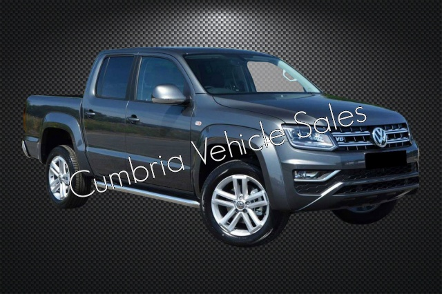 NEW 2018 VW AMAROK HIGHLINE 3.0 V6 224PS EU6 AUTO DOUBLE CAB PICKUP