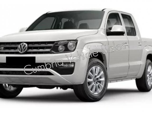 NEW 2018 VW AMAROK 3.0 V6 204PS EU6 TRENDLINE AUTO DOUBLE CAB PICKUP