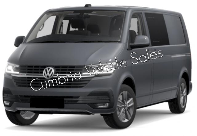 NEW 2021 VW TRANSPORTER KOMBI T6.1 HIGHLINE LWB 199PS 4MOTION DSG
