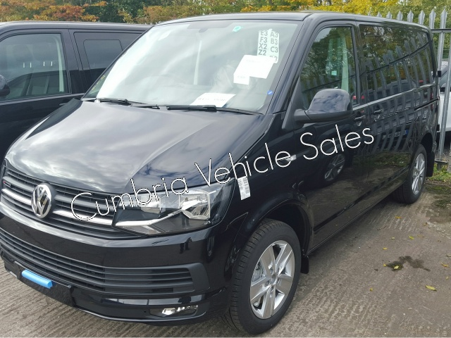 NEW 2019 VW TRANSPORTER T6 KOMBI 2.0 204PS T32 SWB HIGHLINE DSG