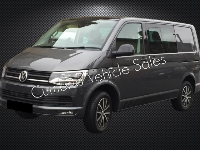 NEW 2019 VW TRANSPORTER T6 EDITION KOMBI VAN 2.0 150PS