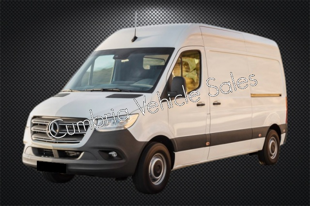 NEW 2018 MERCEDES BENZ SPRINTER