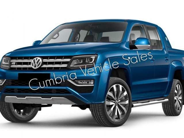 NEW 2018 VW AMAROK AVENTURA 3.0 V6 258PS AUTO DOUBLE CAB PICKUP
