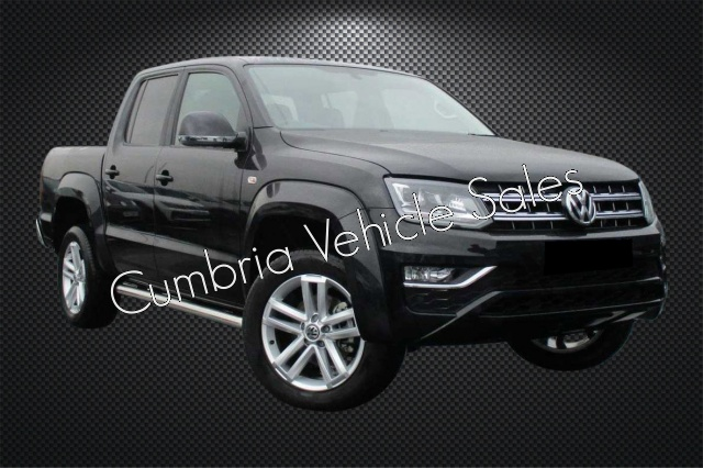NEW 2018 VW AMAROK HIGHLINE 3.0 V6 224PS AUTO DOUBLE CAB PICKUP