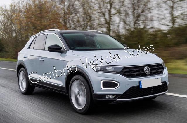 New 2019 VW T ROC 1.6 TDI SE MANUAL