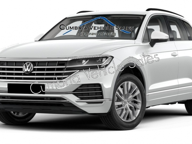 NEW 2018 VW TOUAREG 3.0TDI 262PS 4X4 Tiptronic R-LINE PLUS