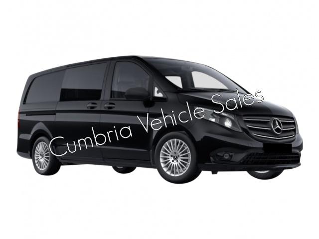 NEW 2021 MERCEDES VITO 116 AUTO PREMIUM CREW VAN LONG L2 RWD